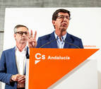 Ciudadanos da por roto el pacto de investidura con el PSOE en Andalucía