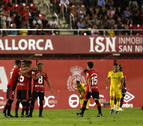 El Mallorca sigue fuerte en Son Moix