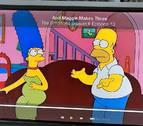 El error de 'Los Simpson' que los espectadores han tardado 23 años en descubrir