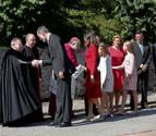 La princesa Leonor abre en Asturias su actividad institucional como heredera