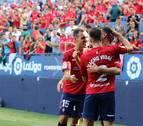 Osasuna conquista su primer triunfo con un Rubén García estelar