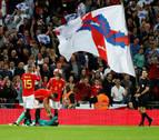 Tuiteros cargan contra TVE por lo ocurrido en la retransmisión del Inglaterra-España
