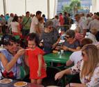 El Día de Bardenas se da cita en Caparroso