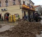 Una persona hospitalizada y varias contusionadas por la riada en Cebolla (Toledo)