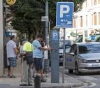 El comercio de Estella pide que no se multe por igual tras suprimir la zona azul