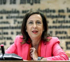 Robles dice que la venta de bombas a Arabia no ha sido revocada