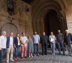 La reforma de la puerta sur de la Catedral de Tudela comenzará este viernes