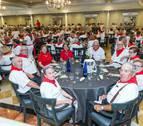 Las fiestas de los más veteranos de Cintruénigo