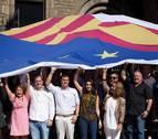 Los no independentistas celebran la
