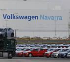 Alemania confirma a VW Navarra que tendrá piezas para la semana que viene