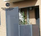 Agentes de Policía Municipal requisan dos plantas de marihuana en balcones