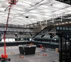 El Navarra Arena ultima sus detalles de cara a su estreno