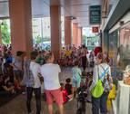 14 comercios de Burlada participan este viernes en 'La noche del vino y las velas'