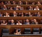 El Congreso avala el decreto para exhumar a Franco con la abstención de PP y Cs