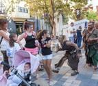 Tudela inaugura su Mercado Medieval de las Tres Culturas