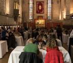 La catedral de Pamplona se afianza como sede de congresos y eventos sociales