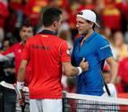 España se complica la Davis tras las derrotas de Carreño y Bautista ante Paire y Pouille