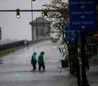 Florence desborda ríos y anega viviendas en el sureste de EE UU