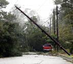 Al menos 5 personas mueren a consecuencia del huracán 'Florence' en Carolina del Norte