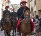 La batalla de Las Améscoas suena en Estella
