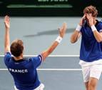 El doble apuntilla a España y Francia alcanza la final de la Copa Davis