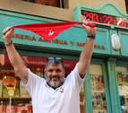 Se reanuda la cuenta atrás para San Fermín: vuelve el reloj de Kukuxumusu