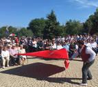 Homenaje en Sartaguda a 500 familiares de las víctimas navarras del golpe del 1936