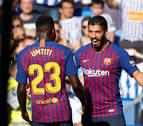 El Barça remonta para acabar con el maleficio de Anoeta