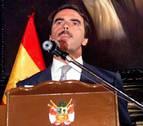Aznar comparece hoy ante la comisión del Congreso que investiga la 'caja b' del PP
