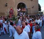 Villafranca sale a la calle por su patrona