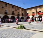 Larraga celebra el primer centenario de la Traída del Agua a la localidad