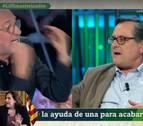 Francisco Marhuenda y Javier Sardà se enzarzan en 'LaSexta Noche':