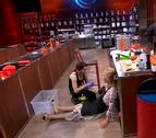 Carmen Lomana se desploma en una prueba eliminatoria de 'MasterChef'