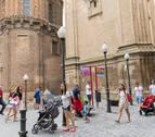 El número de turistas que visita Tudela aumenta un 4% en 2018