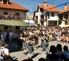 La música y los indianos protagonizaron el 41º Aezkoako Eguna