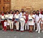 Villafranca rinde homenaje a sus voluntarios