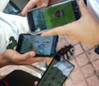 La fiebre de Pokémon Go revive en Pamplona