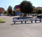 El Ayuntamiento de Tudela prepara el cierre al tráfico junto al colegio Griseras