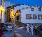 Podemos pregunta sobre la movilización de efectivos de Guardia Civil en Cáseda