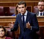 Casado dice que el PP aplicaría el 155 en Cataluña sin esperar apoyos