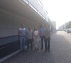 Los institutos Barañáin y Alaitz se suman al convenio 'Tiempo Fuera'