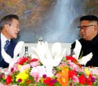 Las dos Coreas firman un acuerdo militar para reducir la tensión en la frontera