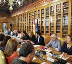 Navarra traslada al Gobierno central su experiencia en materia de Memoria Histórica