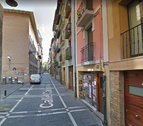 Estos son los cortes de tráfico previstos para este jueves en Pamplona