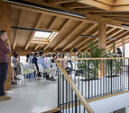 Zizur Mayor inaugura un espacio de trabajo para emprendedores
