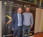 Puente la Reina recibe el Premio Estrella del Turismo en el Camino de Santiago