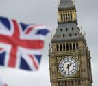 Reino Unido sufre la primera contracción del PIB desde 2012
