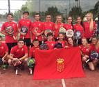 Gran actuación de Navarra en el Campeonato de España de menores