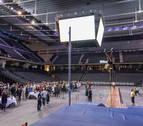 Grupompleo estrenó el Arena con un acto privado