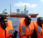 El Aquarius abandona sus operaciones de salvamento en el Mediterráneo